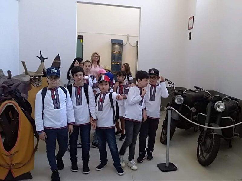 excursie copii in Grecia